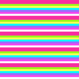 Gestapelte Papierzeilen u. Farben Stockfoto