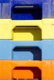 Gestapelte Rahmen. Lizenzfreie Stockbilder