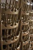 Gestapelte Stühle Stockbild