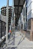 Gestell-konstruierter Korridor Lizenzfreies Stockbild