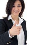 Gesten der Hände - OKAY Stockbilder