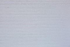Gesteriliseerde met autoclaaf het wit luchtte concrete stapel, achtergrondtextuur van wit Lichtgewicht Concreet blok stock fotografie