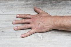 Gestes avec les mains photo libre de droits