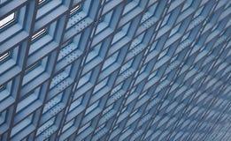 Gesteunde plafonddakramen Stock Fotografie