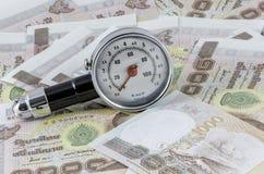 Gestión de dinero Imagenes de archivo