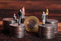 Gestión de las finanzas imagenes de archivo