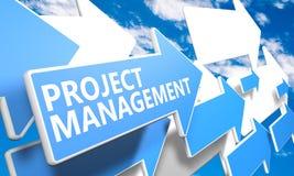 Gestión de proyectos Foto de archivo