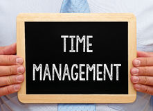 Gestión de tiempo imagen de archivo libre de regalías