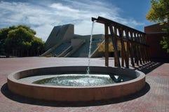 Gestión del agua en Albuquerque Foto de archivo libre de regalías