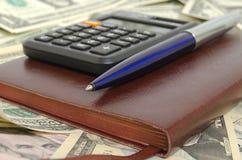 Gestión financiera Imágenes de archivo libres de regalías
