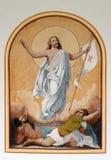 Gestiegener Christ stockbilder