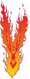 Gestileerd Phoenix Stock Foto