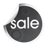 Gestileerde stok met verkoop Royalty-vrije Stock Afbeeldingen