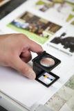 Gestion de couleur Photo stock