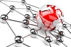 Gestion de réseau Photos libres de droits