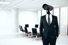 Gestion de sécurité d'affaires images stock