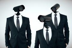 Gestion de sécurité d'affaires/organisation Photo stock