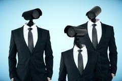 Gestion de sécurité d'affaires/organisation illustration de vecteur