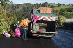 Gestion des déchets Photo libre de droits