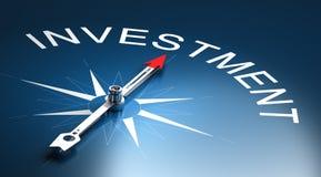 Gestion des risques d'Investisment Images libres de droits