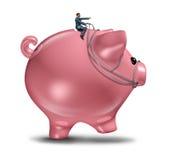 Gestion financière Photos stock