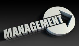 gestione Immagine Stock