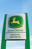 Gestione commerciale di John Deere in Shepparton, Australia Immagini Stock Libere da Diritti
