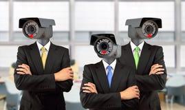 Gestione della sicurezza organizzativa fotografie stock libere da diritti
