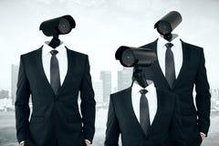 Gestione della sicurezza organizzazione/di affari fotografia stock libera da diritti