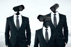 Gestione della sicurezza organizzazione/di affari fotografia stock