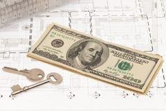 Gestione di progetti finanziaria fotografia stock libera da diritti