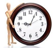 Gestione di tempo Immagine Stock