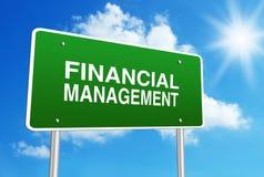 Gestione finanziaria fotografie stock libere da diritti