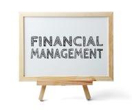 Gestione finanziaria fotografia stock