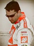 Gestionnaire élégant de Stewart NASCAR Photographie stock libre de droits