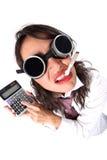 gestionnaire de comptable photographie stock