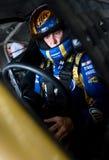 Gestionnaire de NASCAR, Kurt Busch images stock