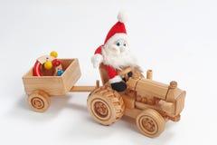 Gestionnaire de Noël Photographie stock libre de droits