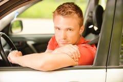 Gestionnaire des regards de véhicule Photos stock