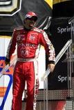 Gestionnaire Elliott Sadler i de NASCAR images libres de droits