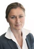 Gestionnaire féminin exécutif Image stock