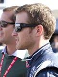 Gestionnaire Kasey Kahne de NASCAR Photos stock