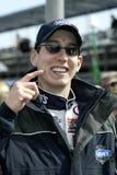 Gestionnaire Kyle Busch de NASCAR photos stock