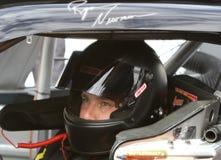 Gestionnaire Ryan Newman de NASCAR Photographie stock libre de droits