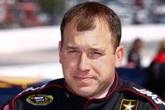 Gestionnaire Ryan Newman de NASCAR photo libre de droits