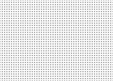 Gestippeld eenvoudig naadloos vectorpatroon Royalty-vrije Stock Foto