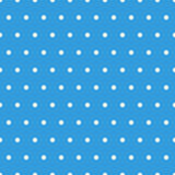 Gestippeld naadloos vectorpatroon Stock Afbeelding