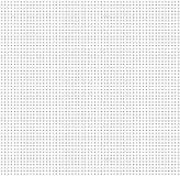 Gestippeld net op witte achtergrond Naadloos patroon met punten punt royalty-vrije illustratie