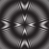 Gestippelde Halftone Vectorpatroon of Textuur stock illustratie