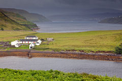 Gesto bay, Isle Of Skye, Scotland Royalty Free Stock Images